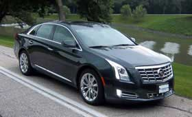 2014 Cadillac XTS Limo Service in Disney World FLORIDA