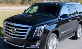 2015 Cadillac Escalade Limousine ESV (6 Passengers) Limo Service in Disney World FLORIDA