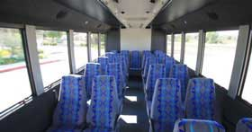 Luxury Shuttle Bus Limo Service in Disney World FLORIDA