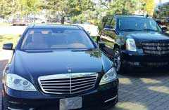 Limousine Service in Goldendale, Washington