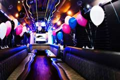 Limousine Service in Kings Mountain, North Carolina